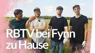 Motocross & Golf in Fynns Garten mit Rocket Beans TV | Kliemannsland