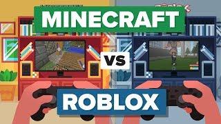 Minecraft vs Roblox - How Do They Compare? - Video Game Comparison