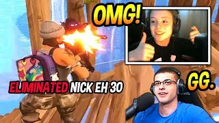 THIS 14 YEAR OLD KID *DESTROYED* NICK EH 30! (INSANE) Fortnite SAVAGE & FUNNY Moments