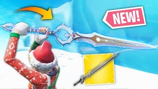 *NEW* SWORD IS INSANE! (INFINITY BLADE)   Fortnite Best Moments #93 (Funny Fails & WTF Moments)