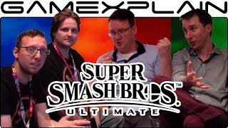 Talking Super Smash Bros. Ultimate with Treehouse