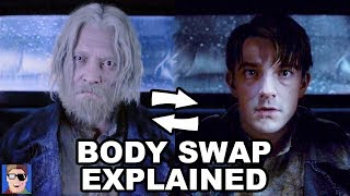 The Body Swap Scene Explained | Crimes of Grindelwald
