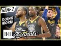 Warriors BIG 3 Full Game 2 Highlights vs...mp3