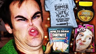 THE WORST CHRISTMAS GIFTS OF 2018 (YIAY #456)