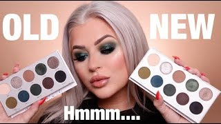JACLYN HILL x MORPHE VAULT OLD vs NEW | Has It Changed?