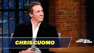 Chris Cuomo Knows President Trump Watches His Show