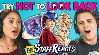 Try Not To Look Back Challenge (ft. FBE Staff)