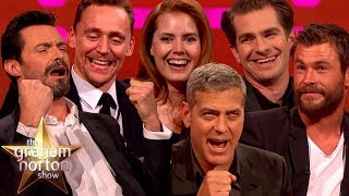 Graham Norton: Comic Hero | Best Comic Book Stars on The Graham Norton Show