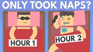What If You Only Took Naps?