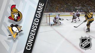 02/13/18 Condensed Game: Senators @ Penguins