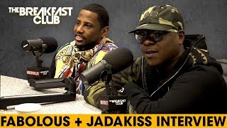 Fabolous + Jadakiss On Their Joint Album, Mase vs. Cam