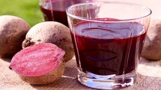 Drink One Glass Of Beet Juice Daily And This Will Happen To Your Body