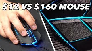 $12 Mouse Vs. $160 Mouse: We Try Cheap Vs. Expensive Gaming Mice in Fortnite