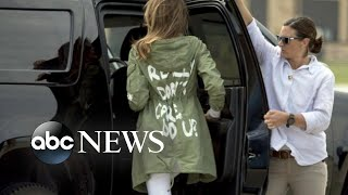 Being Melania - The First Lady Part 3: Melania Trump on immigration,