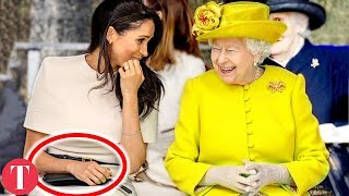 This Is How The Royal Family Hid Meghan Markle