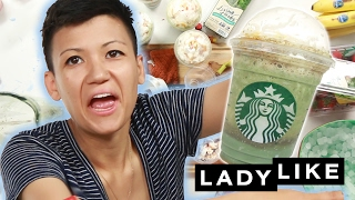 Jen Pranked Our Co-Workers With A Fake Starbucks Frappuccino • Ladylike