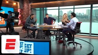 Get ready to Get Up with Jalen Rose, Michelle Beadle and Mike Greenberg | Get Up | ESPN