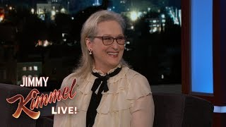 Meryl Streep on Mariah Carey