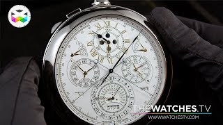 Vacheron Constantin Presents The World