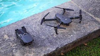 Eine faltbare Drohne? Dji Mavic Pro Hands On! - felixba