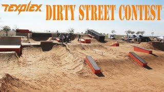 BMX DIRTY STREET CONTEST 2017 | INSANE DIRT BIKEPARK @ TEXPLEX