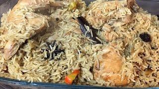 Chicken yakhni pulao (how to make chicken pulao)
