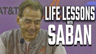 Saban reminisces about losing games during his first season at Michigan State