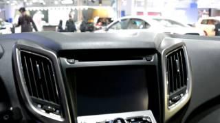 جناح شانجان معرض جدة الدولي للسيارات