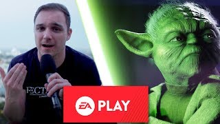 Battlefront 2, FIFA 18 & NfS: Payback Angespielt  -  EA Play 2017 (sponsored)