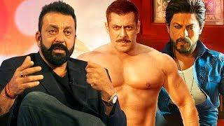 Sanjay Dutt REACTION On Salman And Shahrukh Khan