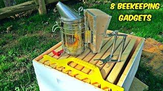 8 Beekeeping Gadgets
