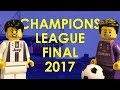 Champions League Final 2017 in LEGO (Juv...mp3