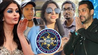 Salman Khan Or Aishwarya Rai - Who To Host Kaun Banega Crorepati | FANS Reacts