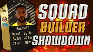 FIFA 18: BAKAMBU IF SQUAD BUILDER SHOWDOWN | FIFA 18 Ultimate Team deutsch