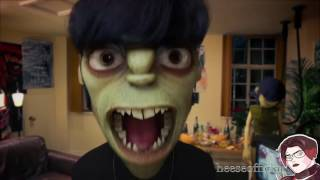 [YTP Collab Entry] Murdoc Shoves a Tater Tot up 2D