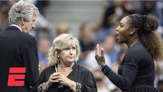 2018 US Open Highlights: Serena Williams