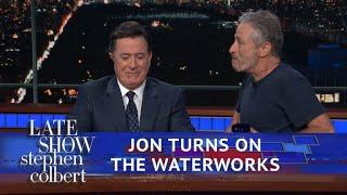 Jon Stewart Reveals Stephen