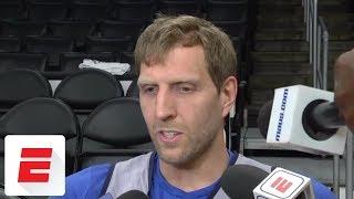Dirk Nowitzki on Mavs allegations:
