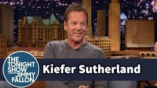Kiefer Sutherland Reveals the Origin of Jack Bauer