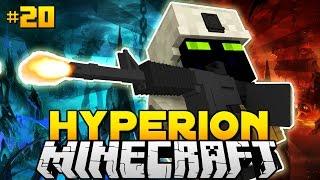 NUR 1% DER TEILNEHMER ÜBERLEBEN?! - Minecraft Hyperion #20 (FINALE) [Deutsch/HD]