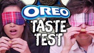 Weird Flavored Oreos TASTE TEST! (Cheat Day)