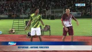 Tsonga et Monfils : match d