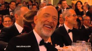 Golden Globes 2016 - Ricky Gervais Best Parts Funny