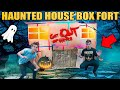 BOX FORT HAUNTED HOUSE!! 📦😱 Scarie...mp3
