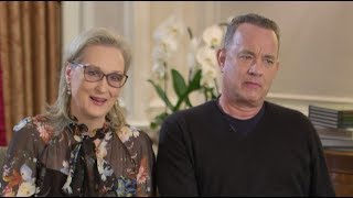 Were Tom Hanks and Meryl Streep paid the same in The Post? | ITV News