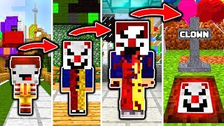 KILLER CLOWN (ES) LEBENSZYKLUS in Minecraft - Vom HELFER zum KILLER!