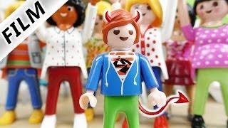 Playmobil Film Deutsch - JULIAN VERSCHEUCHT ALLE FRAUEN! Kinderserie Familie Vogel