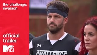 The Challenge: Invasion of the Champions | First Official Trailer | MTV