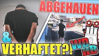 VOR POLIZEI ABHAUEN !! 😱🚓 | WENN DU HAMBURGER BIST ! 💯 | Special Edition  | Marlon