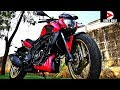 Dominar 400 2018 First Ride Review, Red,...mp3